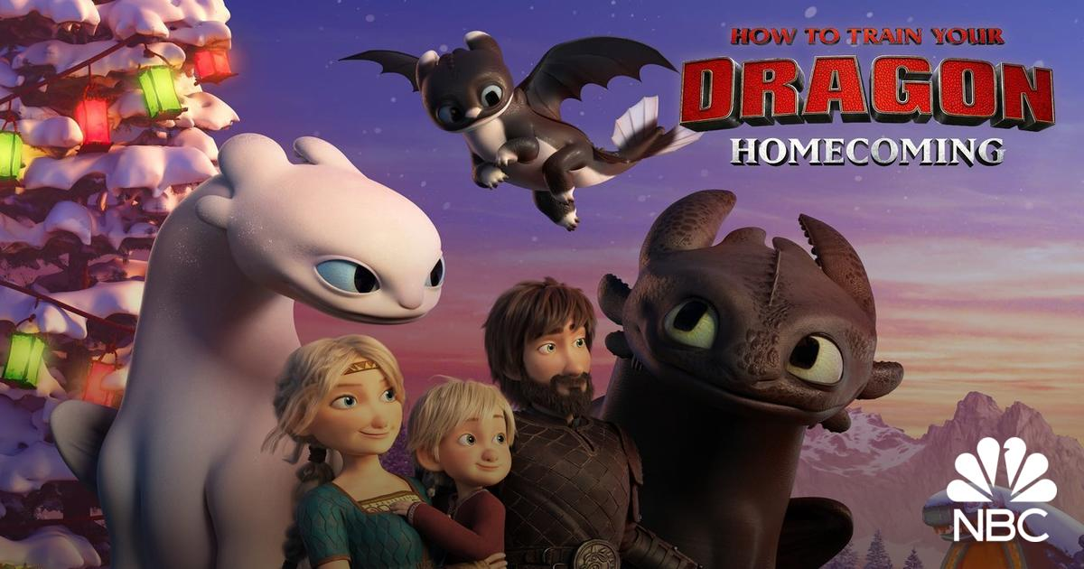 Watch How To Train Your Dragon Homecoming Streaming Online Hulu Free Trial