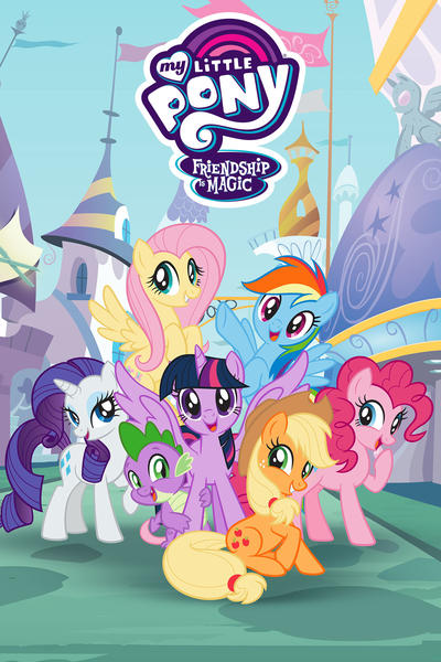 Watch My Little Pony Friendship Is Magic Streaming Online Hulu Free Trial