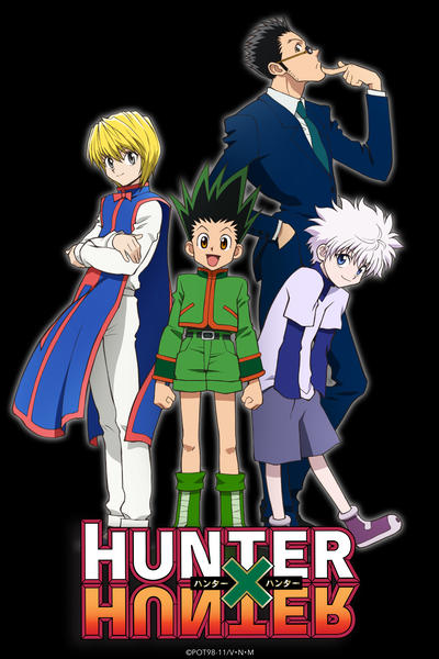 hunter x hunter 2011 watch online free