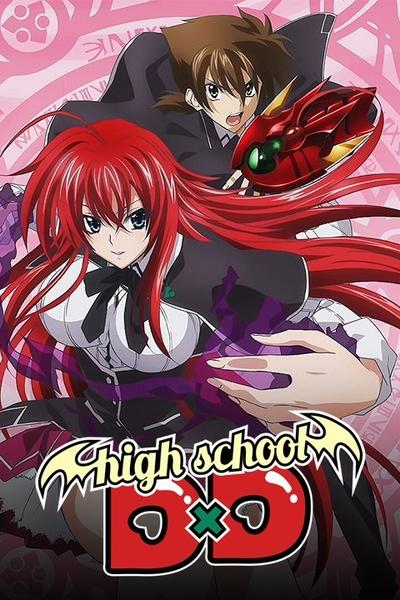 Highschool Dxd Stream