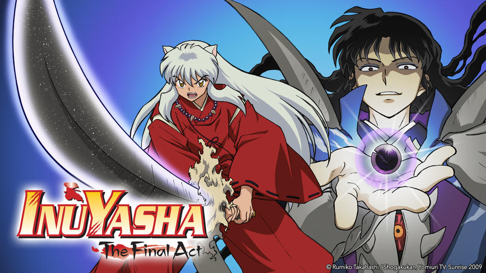 Watch Inuyasha The Final Act Streaming Online Hulu Free Trial