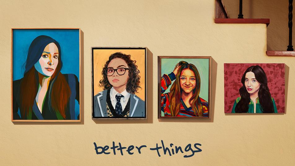 Watch Better Things Streaming Online | Hulu (Free Trial)