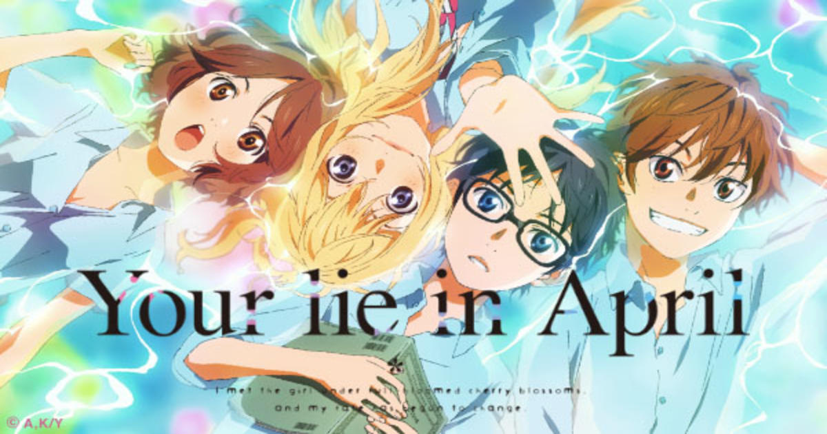 Watch Your Lie In April Streaming Online Hulu Free Trial