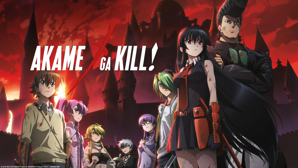 Watch Akame ga Kill! Streaming Online | Hulu (Free Trial)