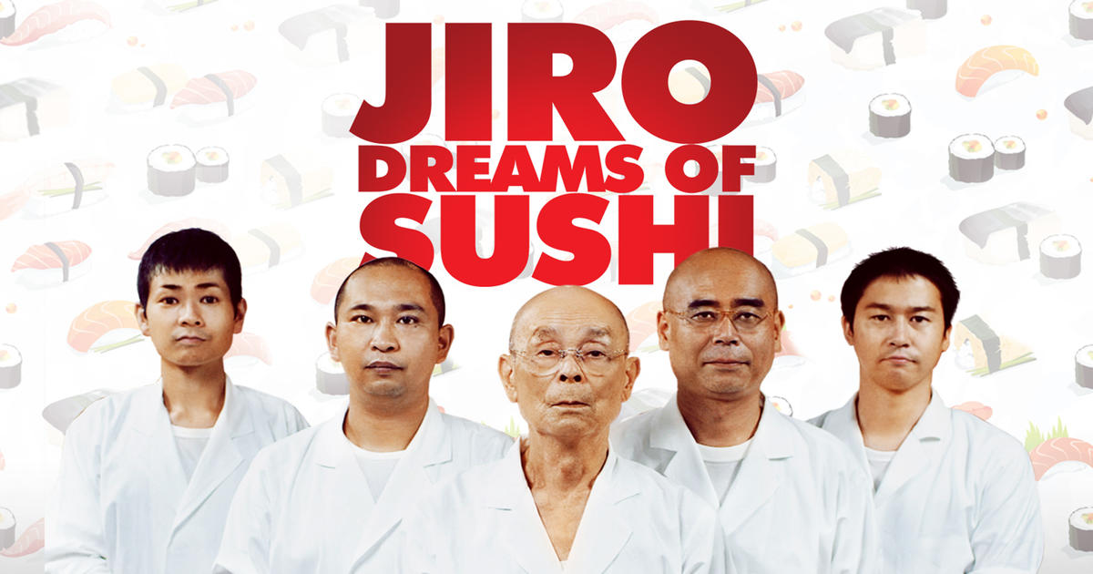 jiro dreams of sushi stream free
