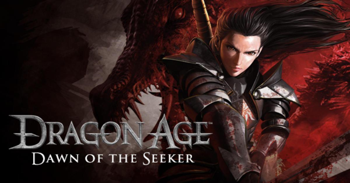 Watch Dub Dragon Age Dawn Of The Seeker Streaming Online Hulu