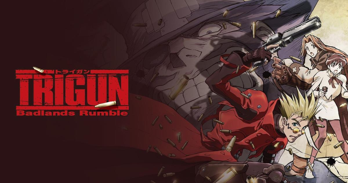 Watch Sub Trigun Badlands Rumble Streaming Online Hulu Free Trial